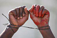 Projekt : Łamanie praw człowieka
